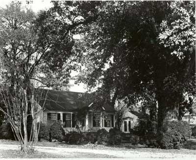 Ivy Green, foto da casa dos Keller