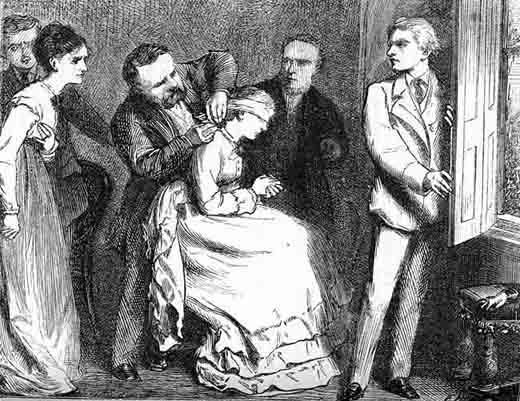 Poor Miss Finch, personagem de Wilkie Collins, 1872