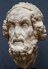 Homero, séc. II a.C.