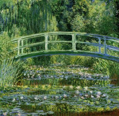Monet - Le Bassin aux Nymphéas, 1897-99