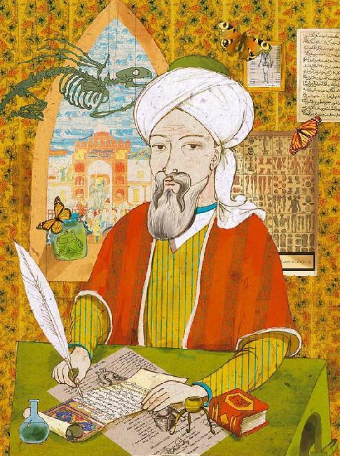 Abu Ali al-Husayn ibn Abd Allah ibn Sina [980-1037]