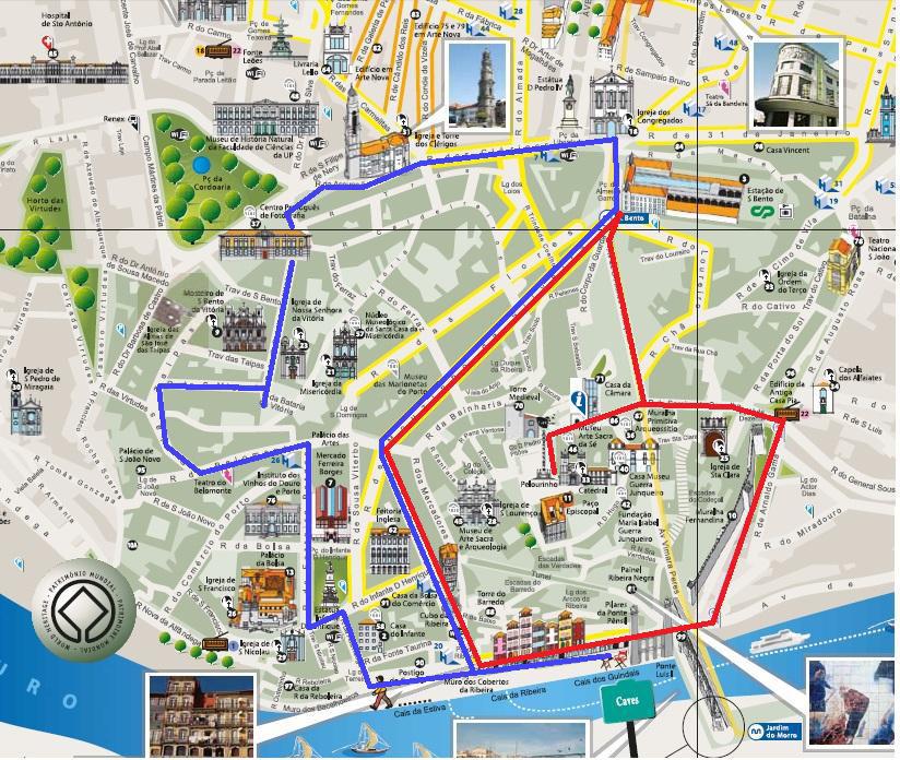 Mapa A