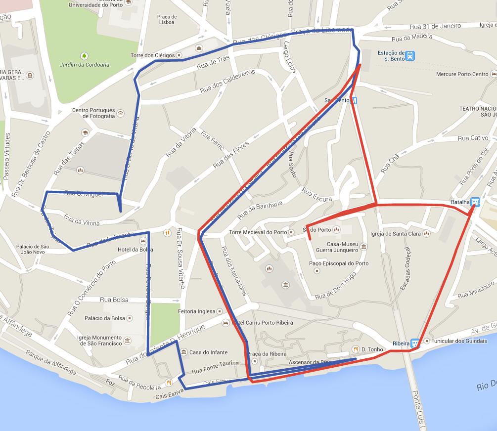 Mapa B