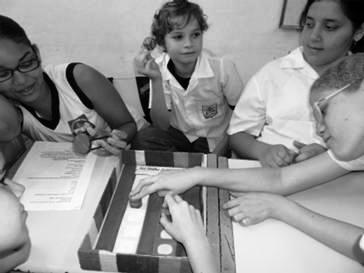 """Figura 3 – Interesse dos alunos pelo jogo """"Na trilha da História""""."""