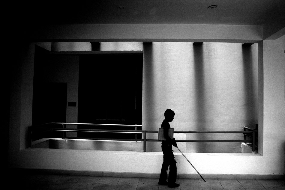 Ability in Disability - fotografia de Zishaan Akbar Latif, 2009-10