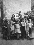 Blind Children in Duren - August Sander, c. 1930