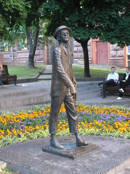 Blind Man - Michail Panikovsky