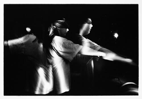 Blind Man's Bluff - fotografia de Evgen Bavcar - 1997