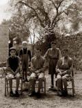 Escola de cegos em Hebron - Matson Photo Service, 1940-1946