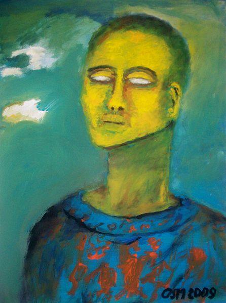 Cego e Diabético - Mohamed Osman, 2009