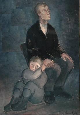 Blind- Alvar Cawen, 1926