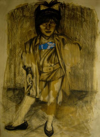 Blind Sister - Giudittta Rustica, 2008