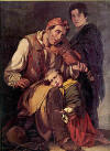 O Cego Rabequista - José Rodrigues, 1855