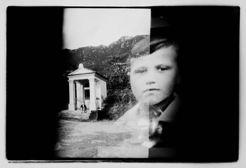 Childhood Image - fotografia de Evgen Bavcar, 1997