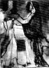 Édipo - desenho - Picasso, 1926