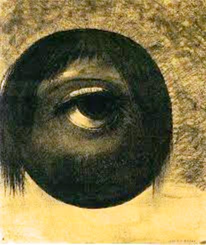 The Eye (Vision) - Odilon Redon