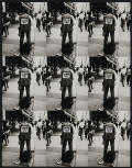 I am blind - Andy Warhol - stitched photographs, 1976-86