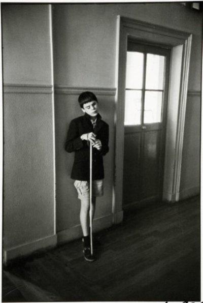 Institut National des Jeunes Aveugles - foto de Jane Evelyn Atwood - Paris,1979