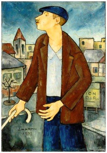 L-Aveugle - Jean_Martin-1933