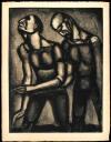 L'aveugle parfois a consolé le voyant - Georges Henri Rouault, 1926