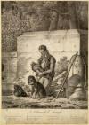O cão do cego - Godefroy Engelmann - 1788-1839