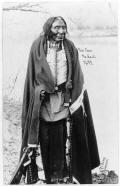 Old Blindy Arapahoe -  foto de J. V. Dedrick, 1909