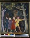 Os Cegos - Karl Hofer, 1948 (National Galerie Berlin)