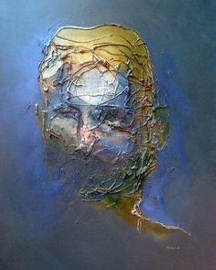Portrait Of A Blind Man - Steve Salo
