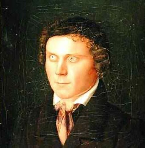 Retrato de um rapaz Cego - Julius Oldach