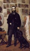 http://deficienciaPortrait of Giuseppe Abbati - Giovanni Boldini, 1865