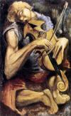 The Blind Fiddler - Peter Graham, 1947.