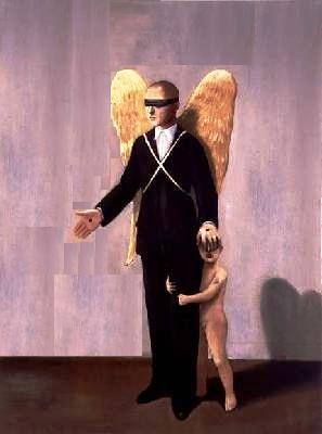 The Blind Man - John Kirby, 1990