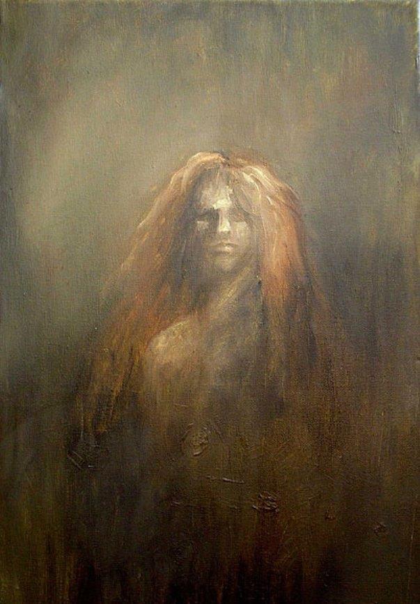 The Blind Woman -Tsvelov Alexey, 2006