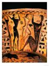 The-Blinding-of-Polyphemus-Ânfora grega do período arcaico, séc. VII a.C.