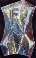 A alegria na cegueira - Francis Picabia, 1947