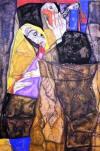 The Blind I - Egon Schiele, 1913