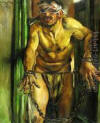 The Blinded Samson - Lovis Corinth, 1912