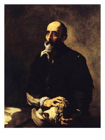 O Escultor Cego ou Alegoria do tacto - José de Ribera, 1632