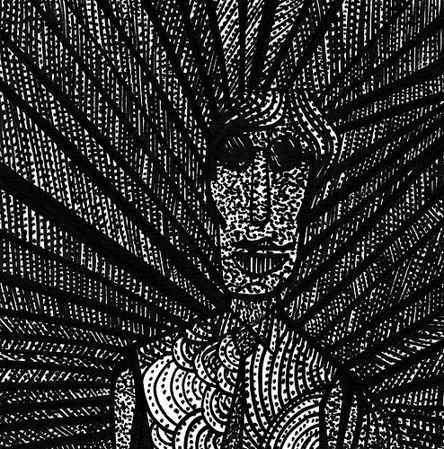 Um cego no escuro - Guilherme Kramer
