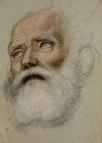 Um cego - Federico Barocci [1528-1612]